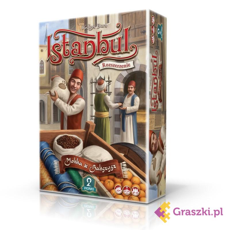 Istanbul - Mokka i Bakszysz // darmowa dostawa od 249.99 zł // wysyłka do 24 godzin! // odbiór osobisty w Opolu